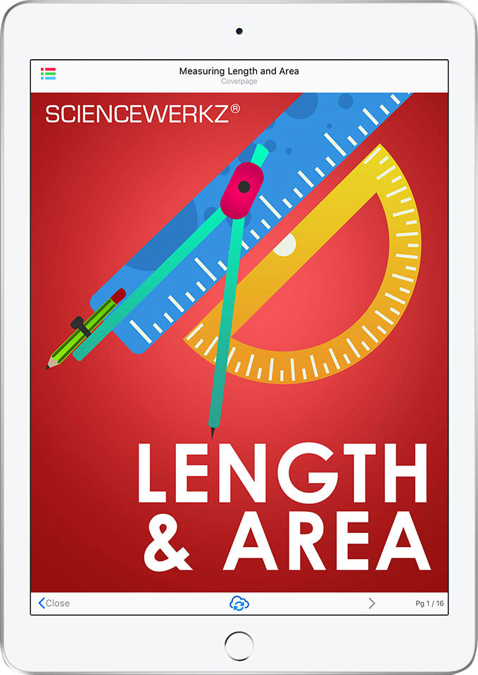 ScienceWerkz® Measuring Length and Area