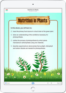 ScienceWerkz® Nutrition in Plants