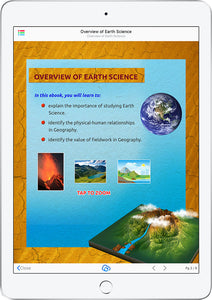 ScienceWerkz® Overview of Earth Science