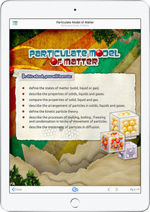 ScienceWerkz® Particulate Model of Matter