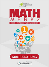 Math Werkz Multiplication 4