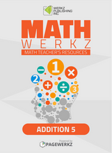 Math Werkz Addition 5