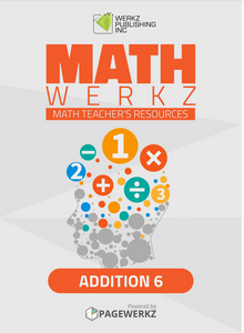 Math Werkz Addition 6