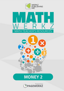 Math Werkz Money 2