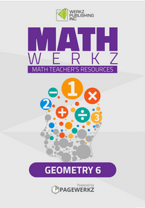 Math Werkz Geometry 6