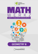 Math Werkz Geometry 8