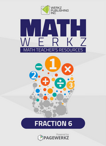 Math Werkz Fraction 6