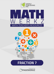 Math Werkz Fraction 7