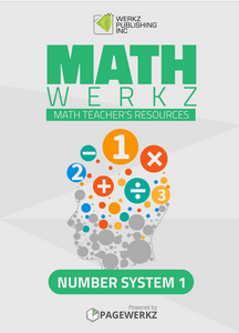 Math Werkz Number System 1