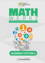 Math Werkz Number System 4