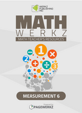 Math Werkz Measurement 6