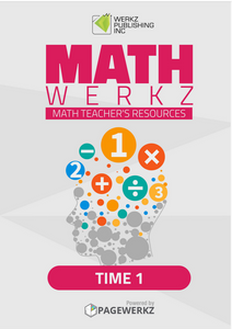 Math Werkz Time 1
