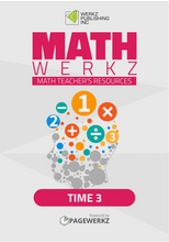 Math Werkz Time 3