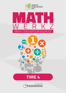 Math Werkz Time 4