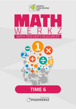 Math Werkz Time 6