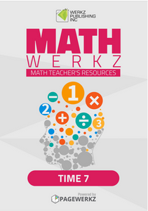 Math Werkz Time 7