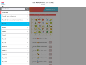 Math Werkz Graphs and Charts 3