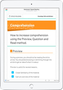Brainsmart Speed Reading