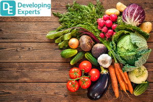 DevExp: Learn about vegetables