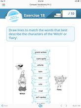 Conquer Vocabulary Primary Levels Workbook 2