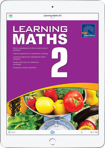 Learning Maths Book 2
