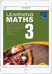 Learning Maths Book 3