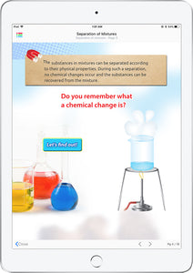 ScienceWerkz® Separation of Mixtures