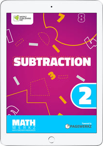 Math Werkz Subtraction 2