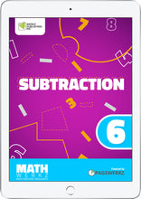 Math Werkz Subtraction 6