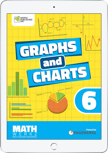 Math Werkz Graphs and Charts 6