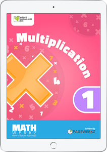 Math Werkz Multiplication 1