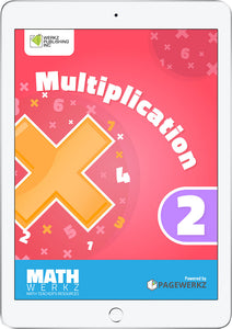 Math Werkz Multiplication 2