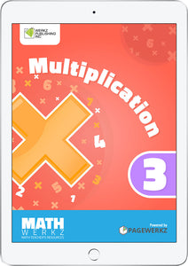 Math Werkz Multiplication 3
