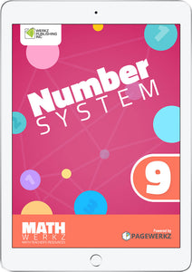Math Werkz Number System 9