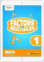 Math Werkz Factors and Multiples 1