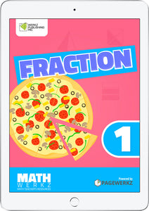 Math Werkz Fraction 1