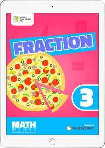 Math Werkz Fraction 3