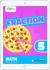 Math Werkz Fraction 5