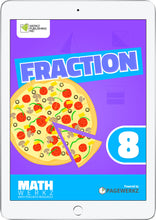 Math Werkz Fraction 8