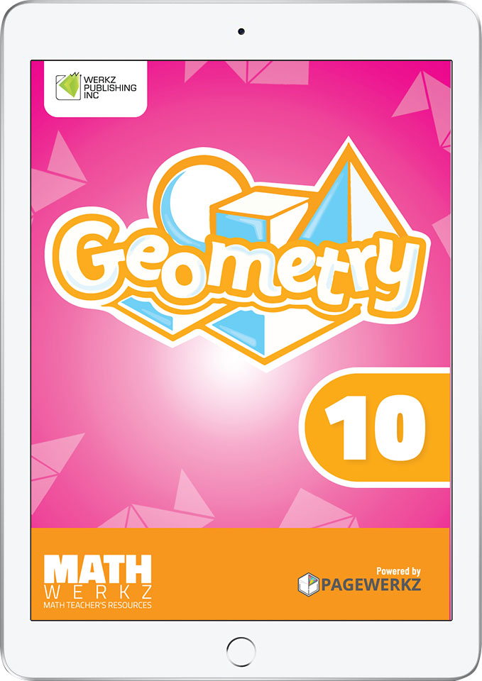 Math Werkz Geometry 10