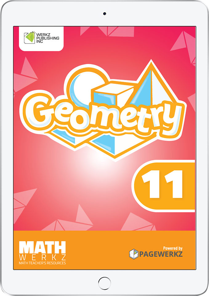Math Werkz Geometry 11