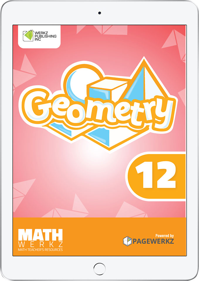 Math Werkz Geometry 12