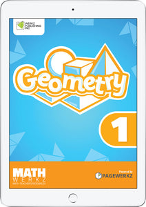 Math Werkz Geometry 1
