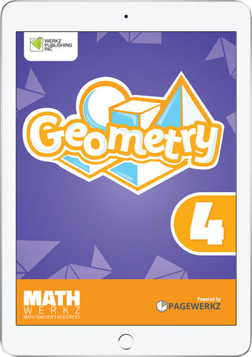 Math Werkz Geometry 4