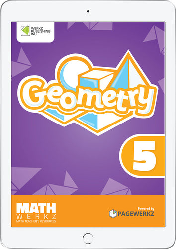 Math Werkz Geometry 5