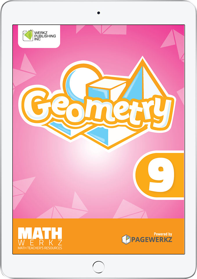 Math Werkz Geometry 9