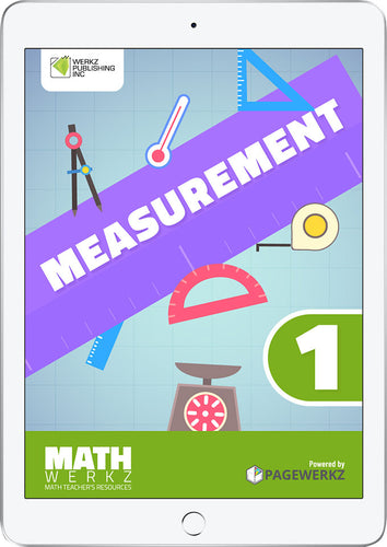 Math Werkz Measurement 1
