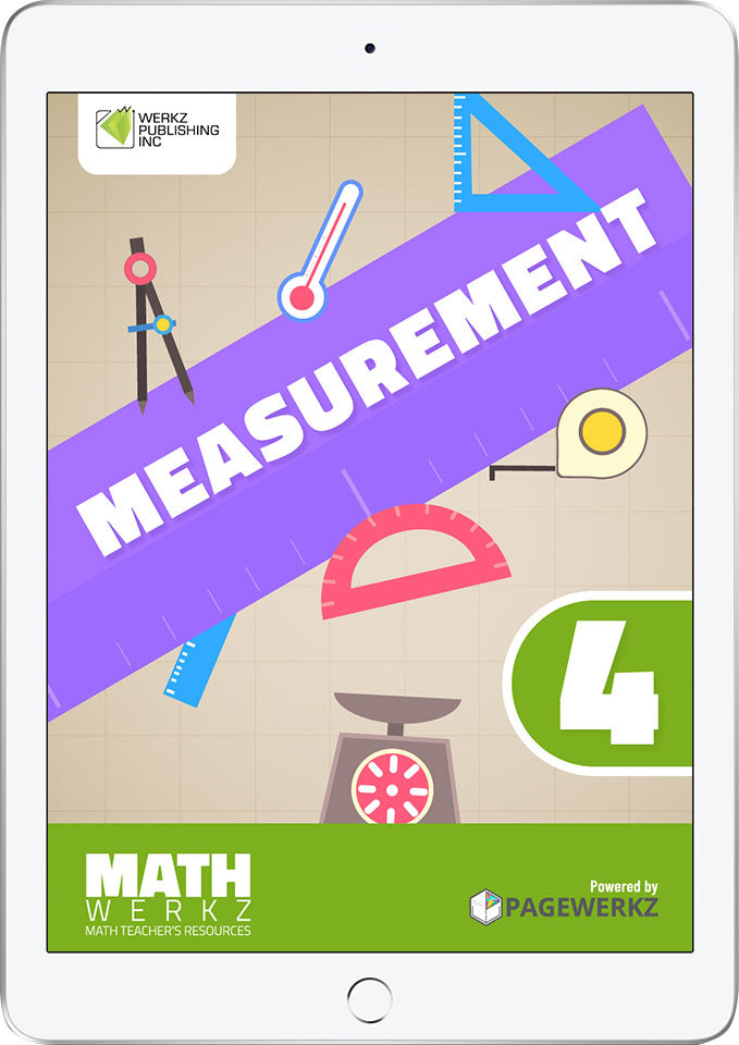 Math Werkz Measurement 4