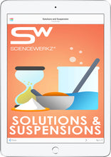 ScienceWerkz® Solutions and Suspensions