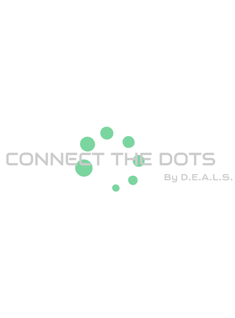 Connect The Dots By D.E.A.L.S. is a small business resource company that facilitates connections among independent business owners across all industries. We understand that relationship are critical resources for growth among small businesses.